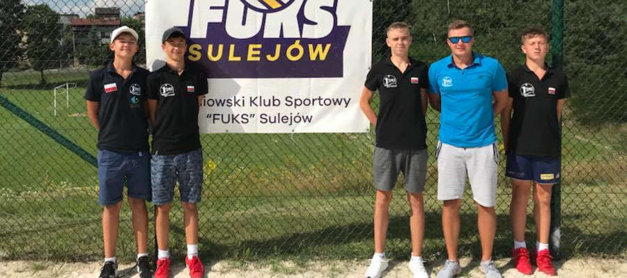 Młodzicy SMS Ostróda w Sulejowie byli krok od medalu mistrzostw Polski