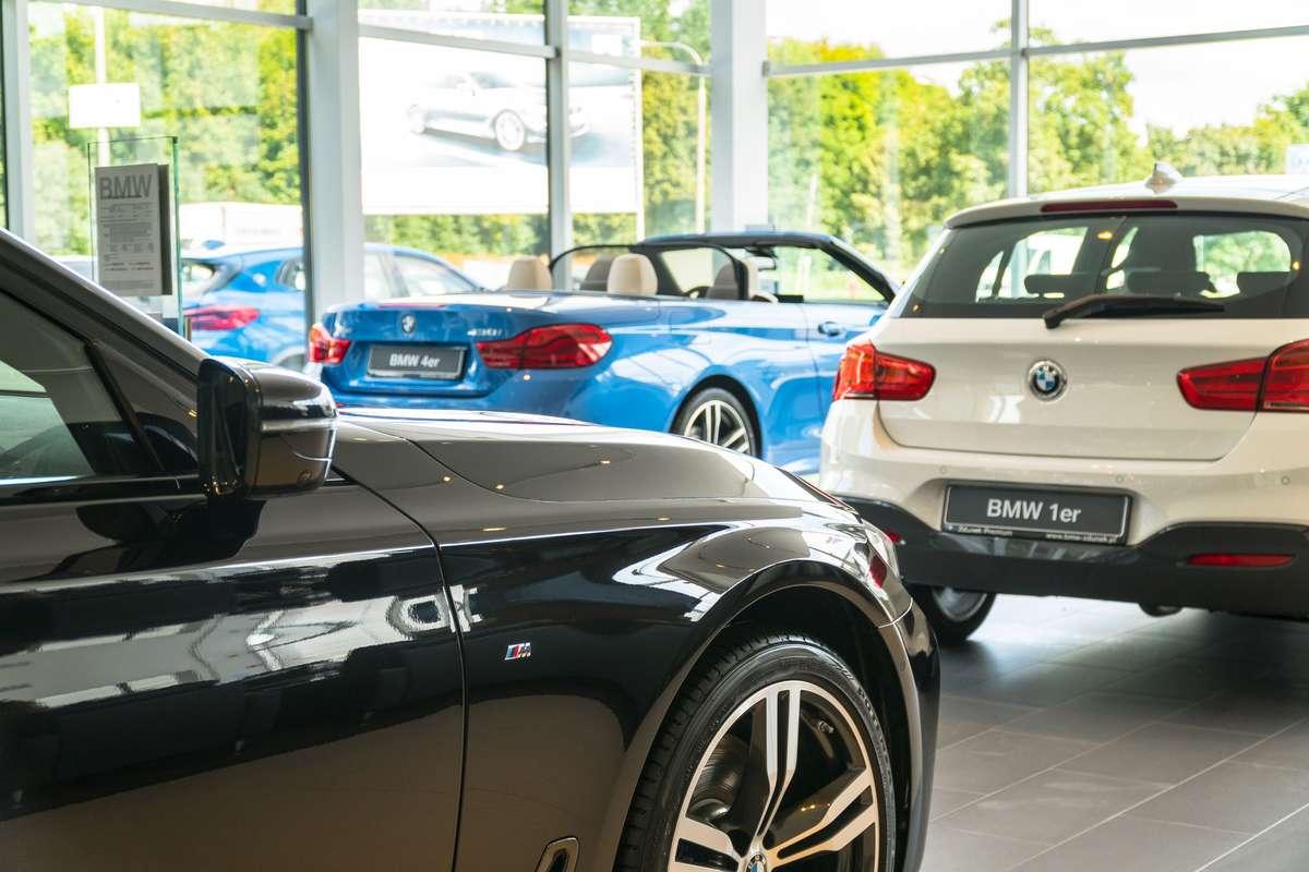 Dzień otwarty w salonie BMW Zdunek w Olsztynie - full image