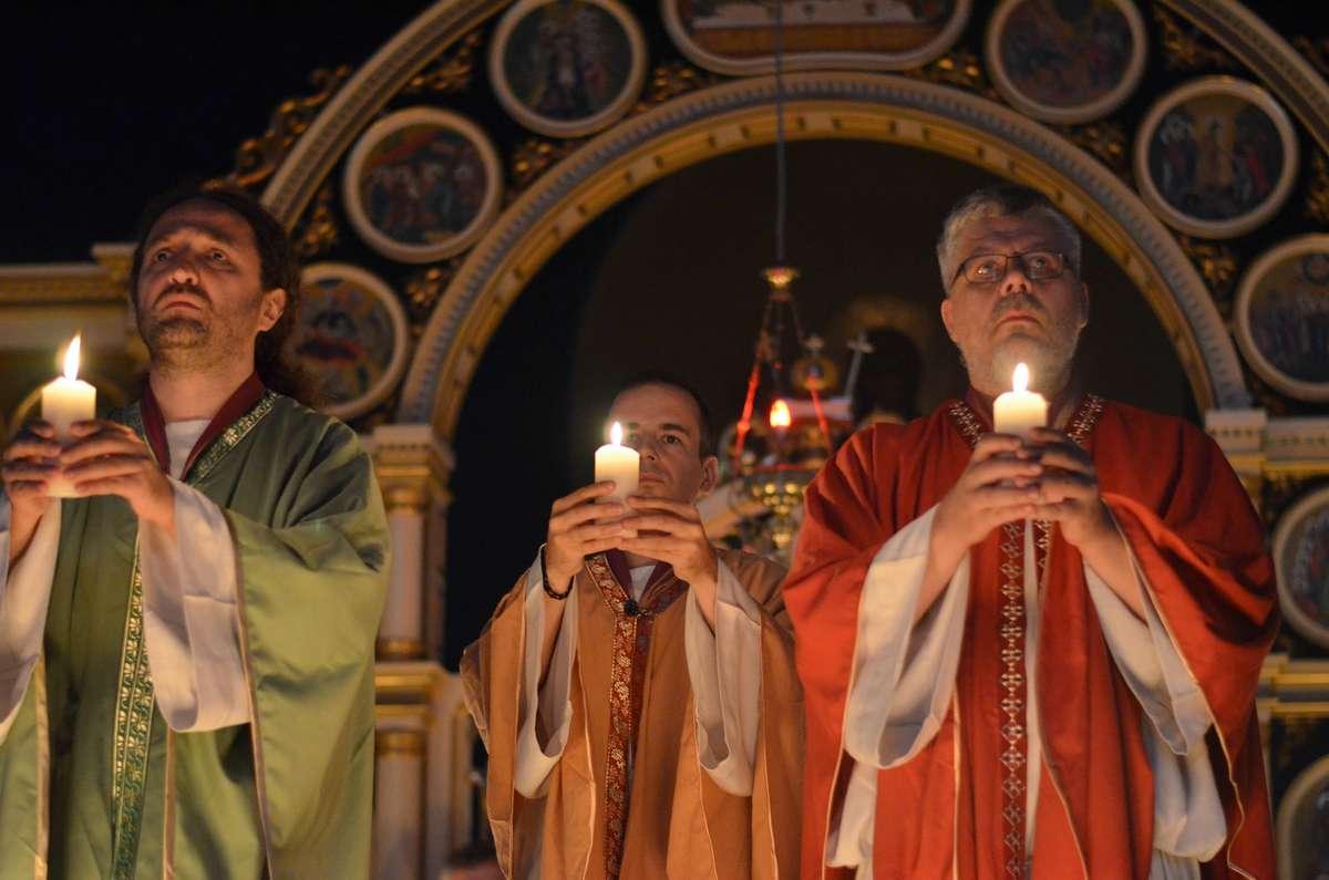 Schola Teatru Węgajty wystąpiła w olsztyńskiej cerkwi1 - full image