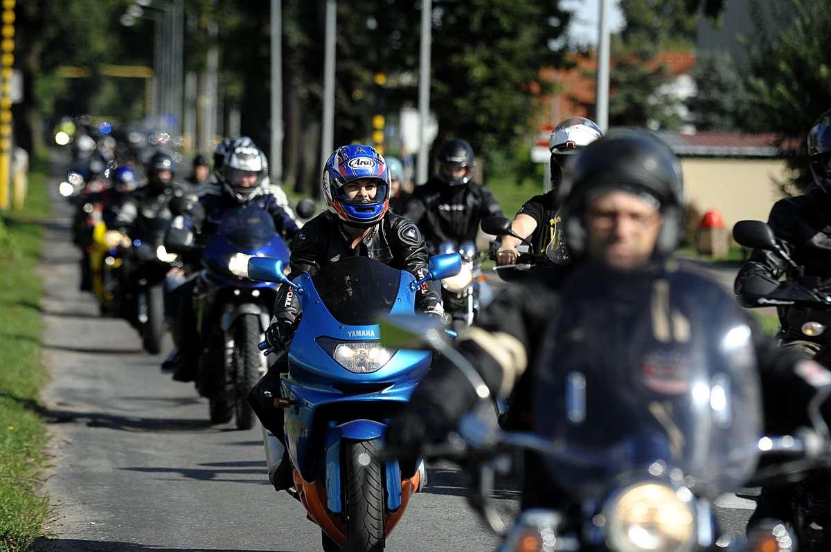 Co za maszyny... To byłpiąty piknik motocyklowy w Pasłęku [zdjęcia]  - full image