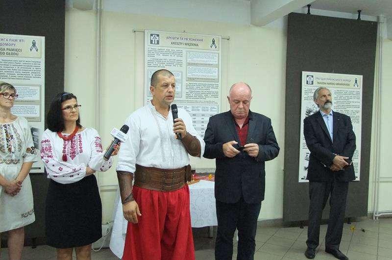 Inauguracja Roku Kulturalnego Ukraińców Warmii i Mazur - full image