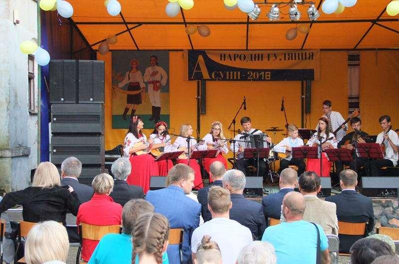 Festyn Ludowy w Asunach - full image