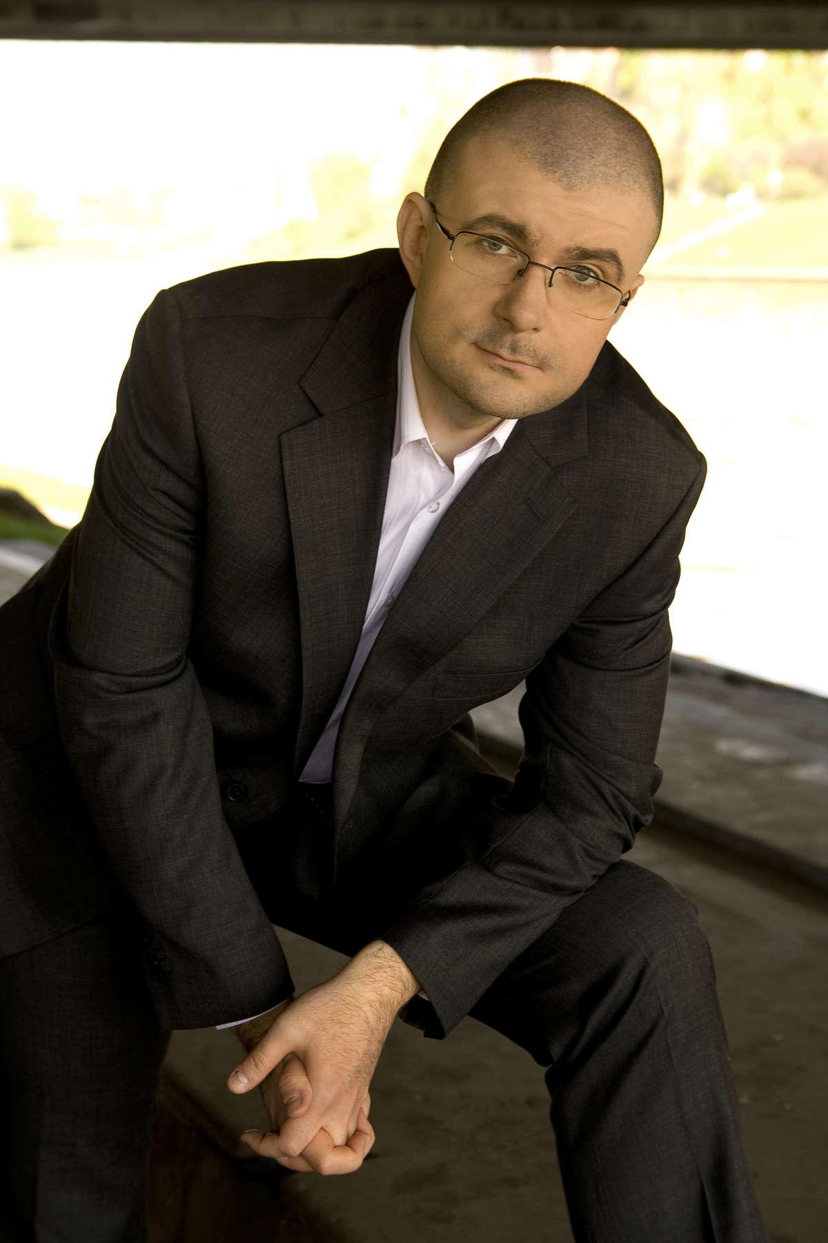 Jacek Dukaj będzie  gościem Planety 11 - full image