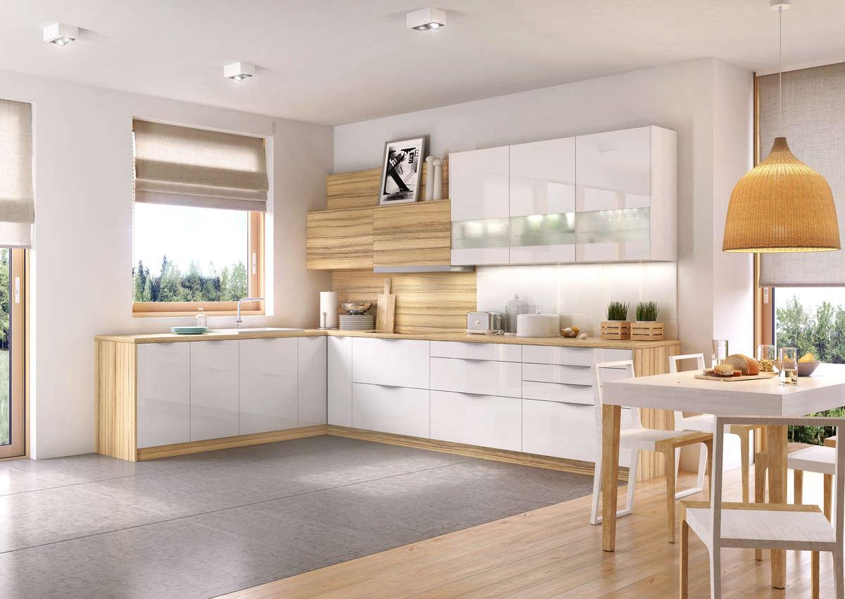 Kuchnia na wysokości zadania - full image