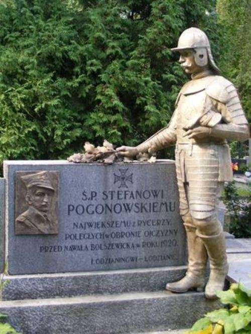 Pomnik Porucznika Stefana Pogonowskiego