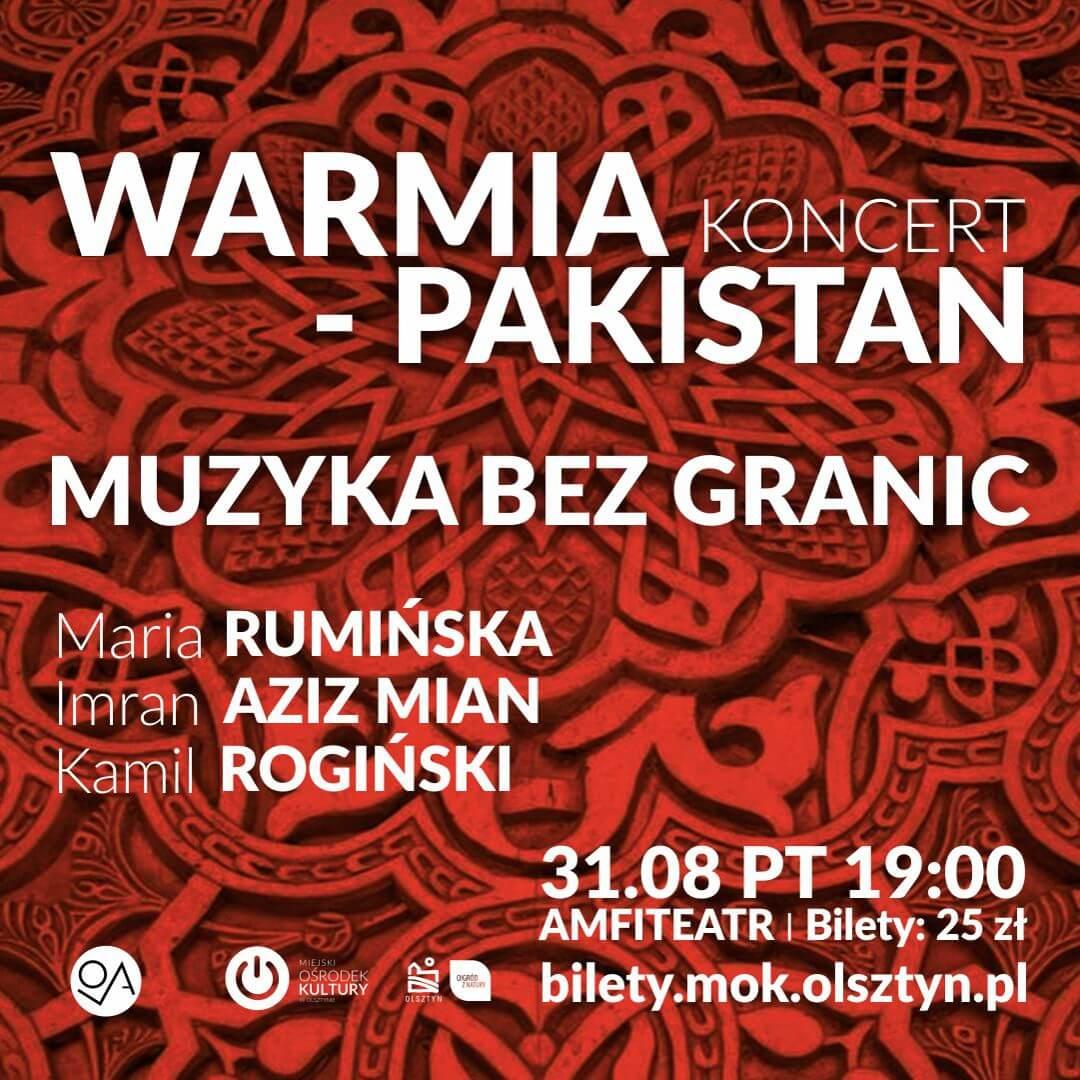 Warmia Pakistan w Olsztynie