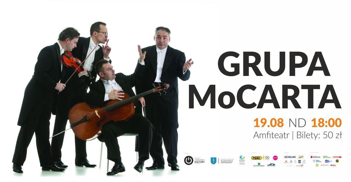 Grupa Mocarta - Dzieła wybrane z dwudziestu lat