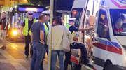 O krok od tragedii: 16-latek wbiegł pod koła autobusu w Olsztynie. Trafił do szpitala [ZDJĘCIA]