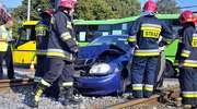 Tramwaj zderzył się samochodem [zdjęcia]