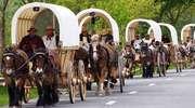 Podróżują z niemieckiego Brück do rosyjskiego Nowogrodu Wielkiego
