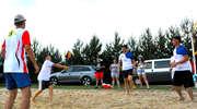 Turniej siatkówki plażowej w Osetnie