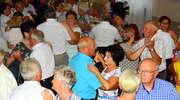 Emeryci pożegnali lato na zabawie w Mszanowie