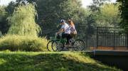 Powstaną 2 kilometry ścieżki rowerowej po drugiej stronie jeziora