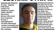 """""""Ktoś chce mi zrobić krzywdę"""". Policja szuka zaginionego w Niemczech 22-latka z okolic Olsztyna"""
