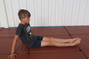 Walczymy z płaskostopiem (ćwiczenia 5 i 6)