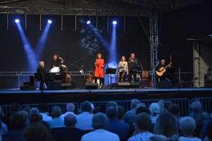 Niezwykły koncert w centrum Olecka