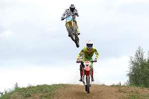 Motocrossowcy ścigali się w Ogrodnikach [zdjęcia]