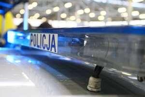 Pięcioro poszkodowanych w wypadku na DW 609 koło Bobrówka