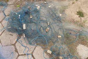 Sprawca kradzieży sieci rybackich zatrzymany