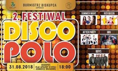 Festiwal Disco Polo w Biskupcu