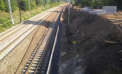 W końcu dojedziemy pociągiem do Olsztynka. Kiedy zakończą się pozostałe prace?