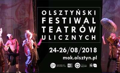 Olsztyński Festiwal Teatrów Ulicznych