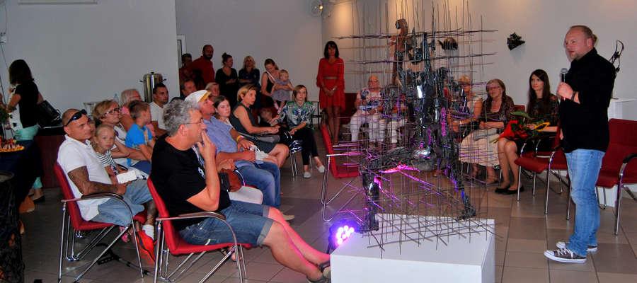 Wystawa wzbudziła duże zainteresowanie