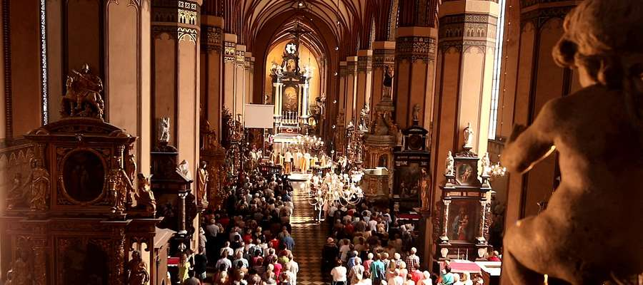 Święto Wniebowzięcia Najświętszej Marii Panny we Fromborku