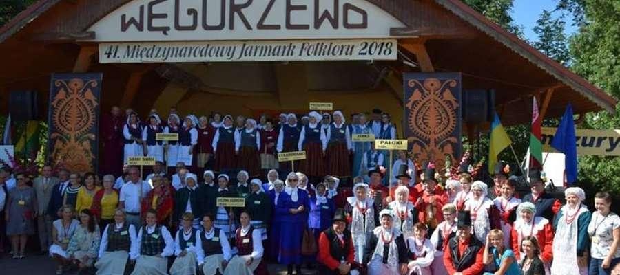 Festiwal w Węgorzewie