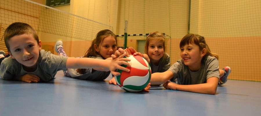 Zapraszamy na treningi do MKS Zryw-Volley Iława!