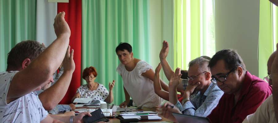 Radni z Kuczborka głosują nad uchwałą ws. wniosku do Trybunału Konstytucyjnego