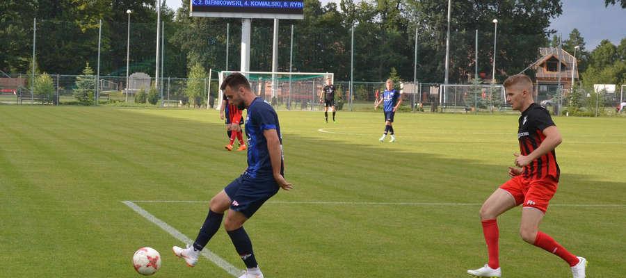 Piłkarze Sokoła i Tęczy nowy sezon zaczynają przed własną publicznością