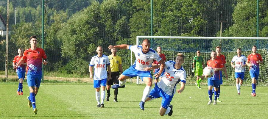W Turznicy miejscowy Płomień pokonał IV-ligowego Jezioraka Iława