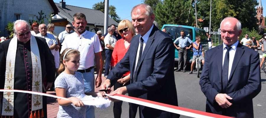 Inwestycja była wyczekiwana przez mieszkańców Rudzienic