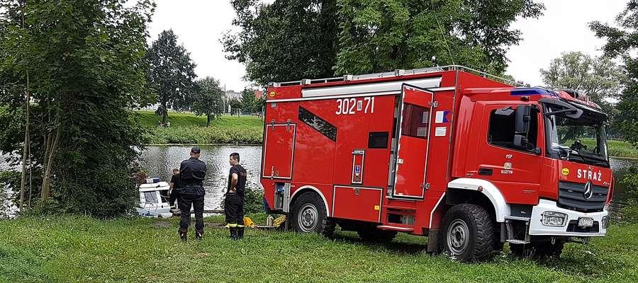 Strażacy wyłowili ciało zaginionego 39-latka