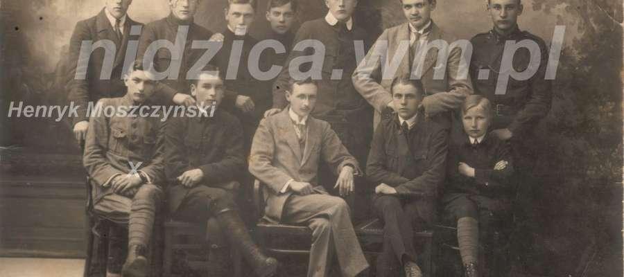 Życiorysy Niepodległej – Henryk Moszczyński 1899-1976