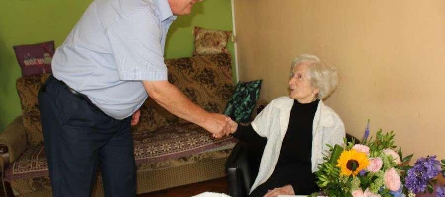101 lat pani Franciszki