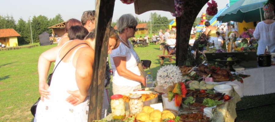 Festyn sołectw w Pasłęku