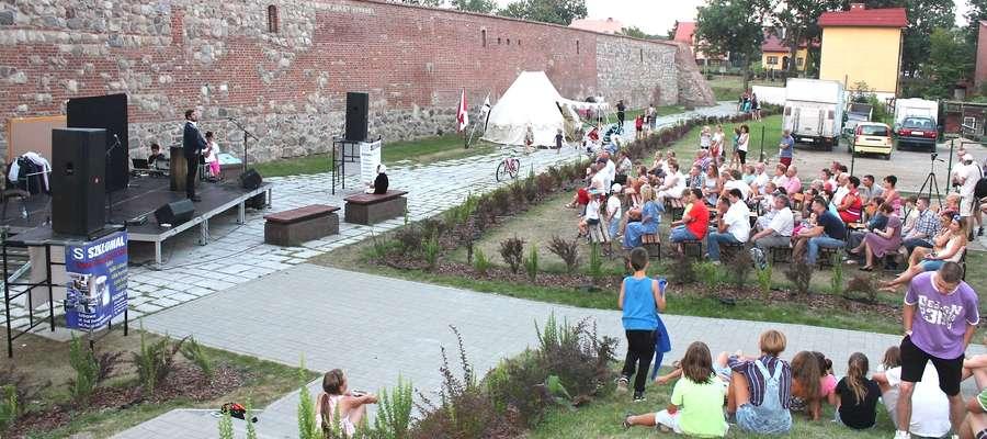 Trzy lata temu kabaretowy przegląd odbył się pod murami zamku, w tym roku odbędzie w Łazienkach