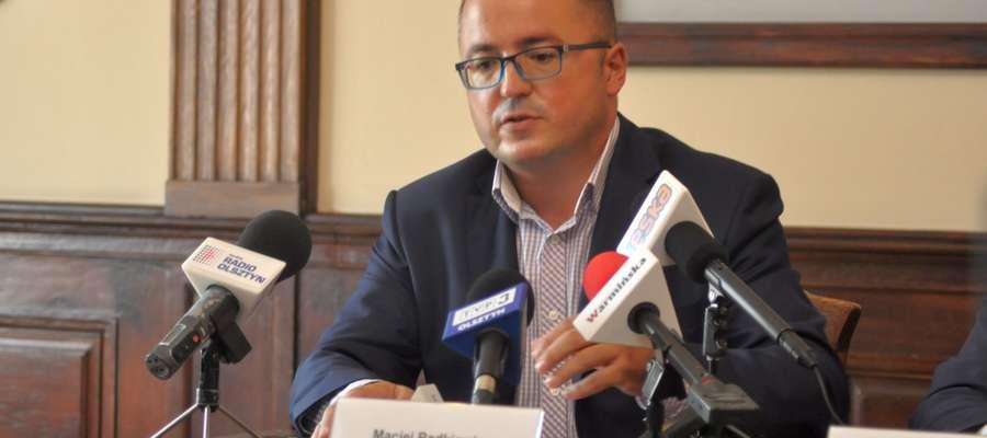Maciej Radkiewicz, prezes Stomilu