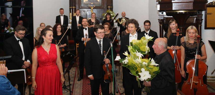 Zakończenie koncertów organowych w Giżycku
