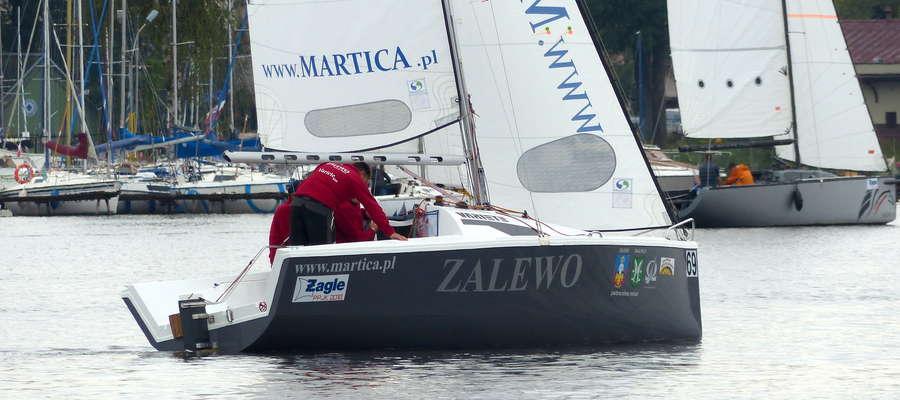 W finale PPJK 2018 zobaczymy m.in. załogę jachtu Zalewo, ze sternikiem Piotrem Matwiejczukiem z Iławy, która już dwukrotnie wygrywała te regaty