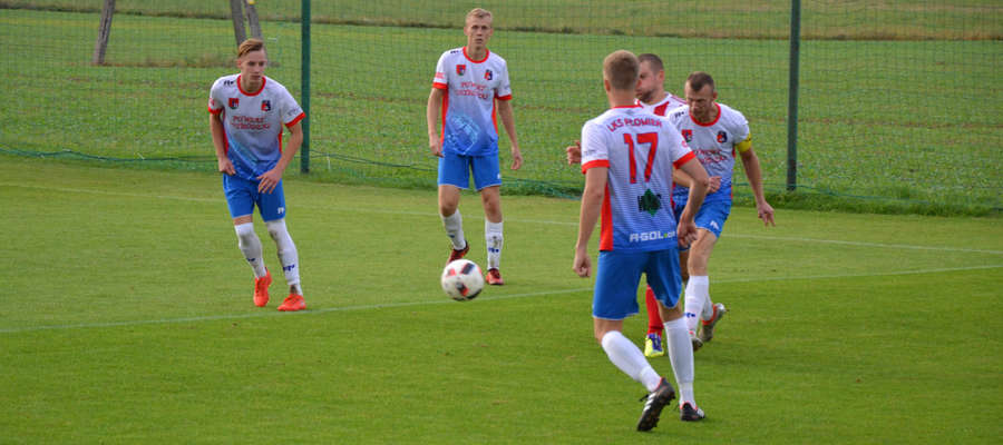 Płomień Turznica w środę o godz. 16.30 zacznie pucharowy mecz z Motorem Lubawa