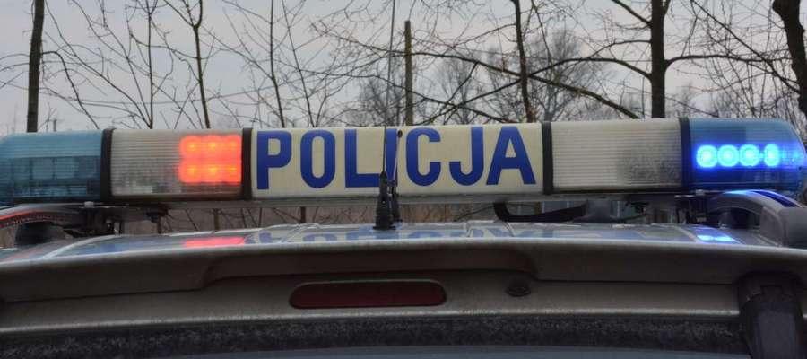 Policjanci ustalili prawdziwe dane kierowcy autobusu