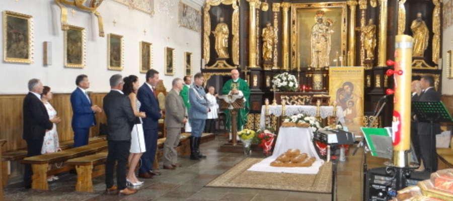 Masz św. w Stoczku Klasztornym