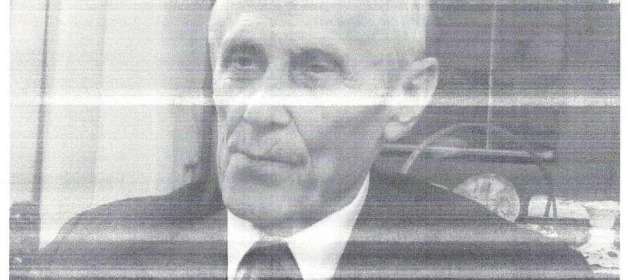 Zaginiony Stanisław Baran