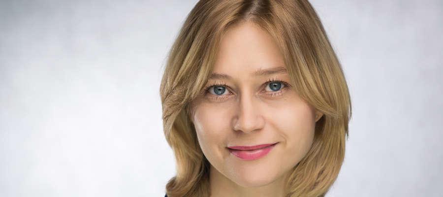 Ewa Pączkowska, Dyrektor Szkoły Językowej British School w Iławie.