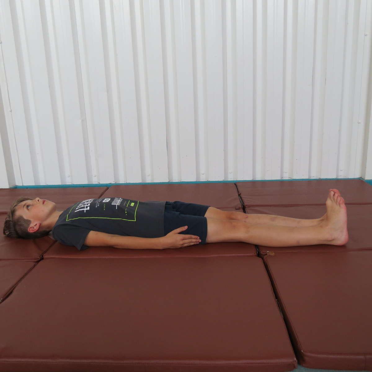 Ćwiczenie 11. na płaskostopie
