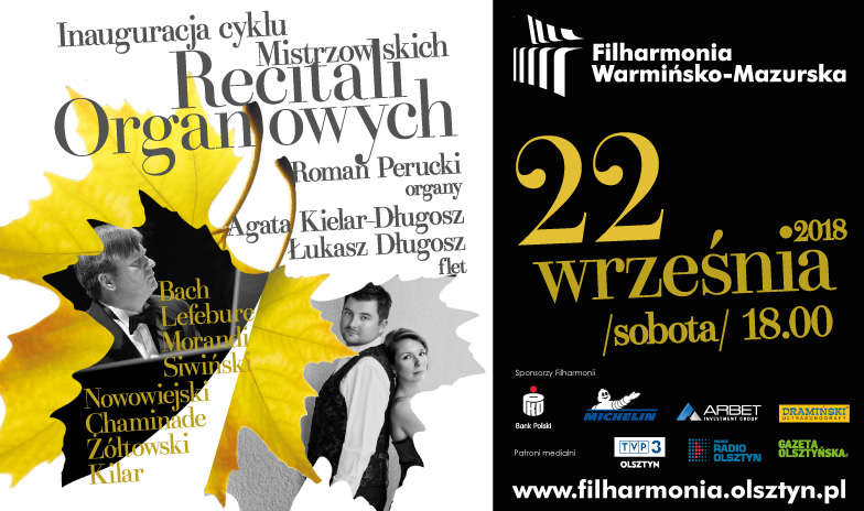 Inauguracja Mistrzowskich Recitali Organowych - full image