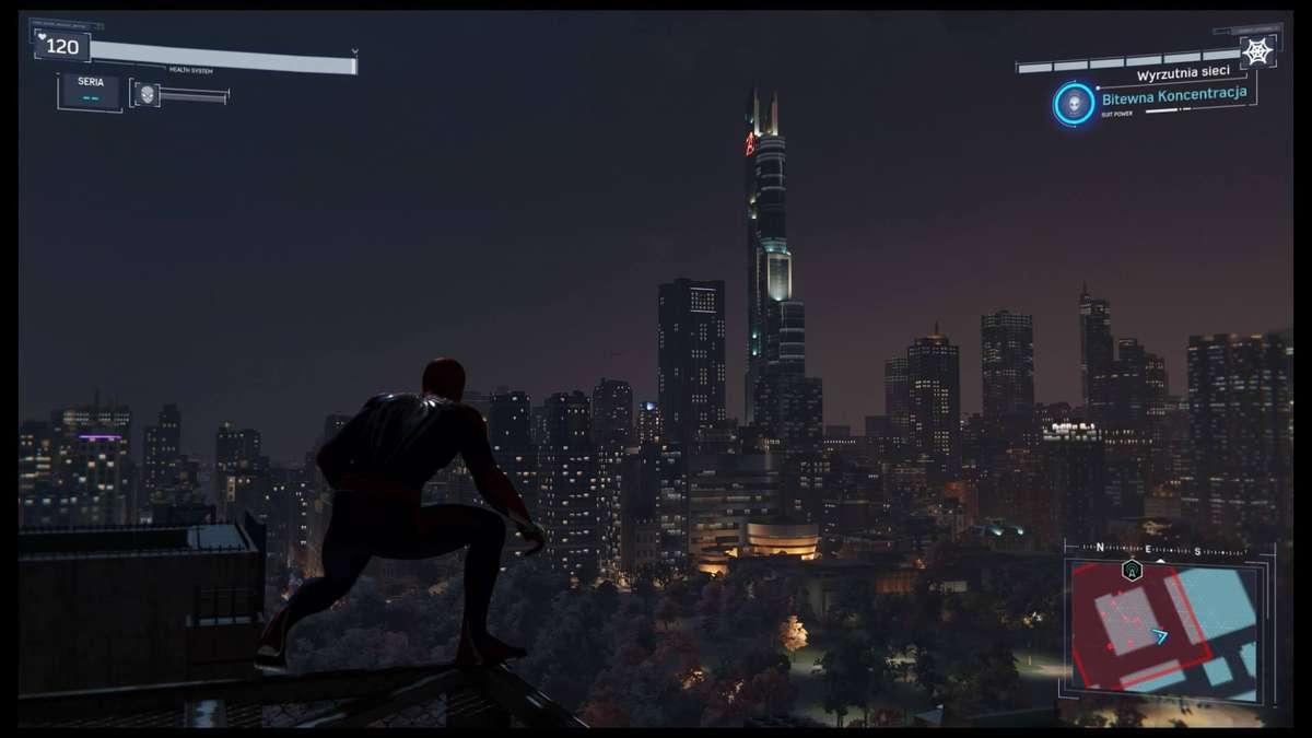Spider-Man na PS4